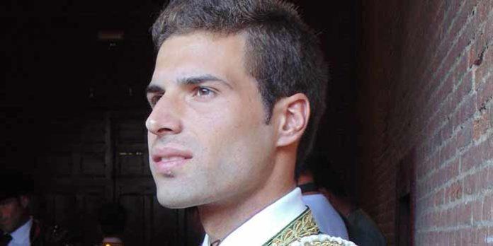 El novillero sevillano Miguel Ángel León.