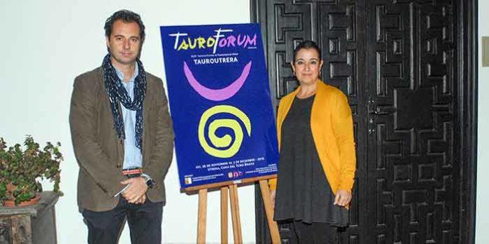 Presentación de Tauroforum en Utrera.