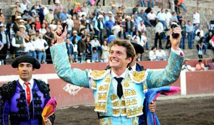 Lama de Góngora, en su triunfo hoy en Calvillo (México).