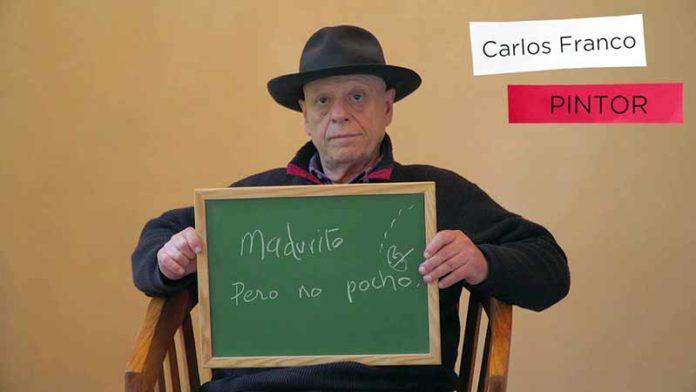El pintor madrileño Carlos Franco.