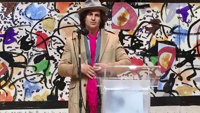 Morante, en la presentación de los carteles de Olivenza 2017.