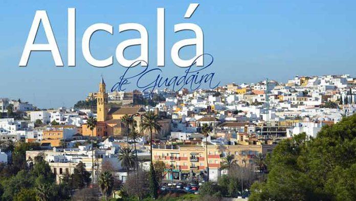 La localidad sevillana de Alcalá de Guadaíra.