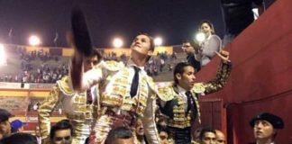 Antonio Nazaré y Daniel Luque, a hombros en Mérida (Venezuela).