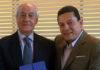 Ramón Valencia y el empresario mexicano Juan Pablo Corona han acordado un nuevo patrocinio de la temporada sevillana.