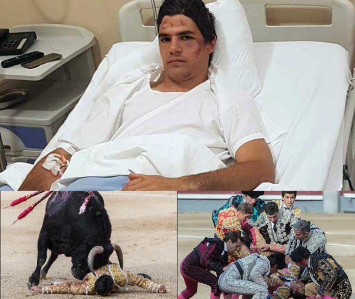 Pablo Aguado ya ha abandonado el hospital madrileño y viaja a Sevilla. (FOTOS: Andrew Moore)