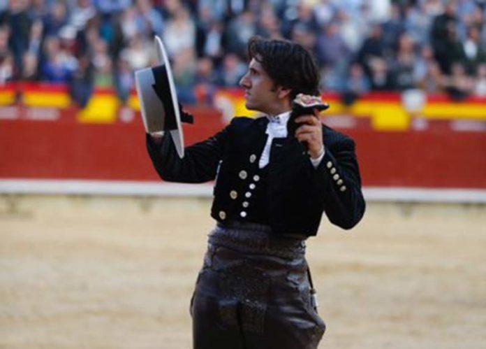Diego Ventura, hoy en Castellón.