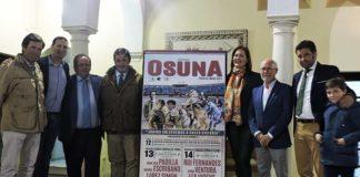 Acto de presentación del cartel de la Feria de Osuna.
