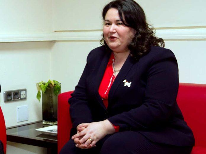 La polémica delegada de la Junta de Andalucía en Sevilla, Esther Gil.