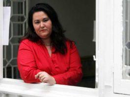 La delegada de la Junta de Andalucía en Sevilla, Esther Gil.