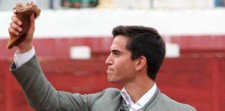 El rejoneador sevillano Manuel Moreno.
