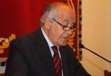 El empresario Ramón Valencia, haciendo balance.