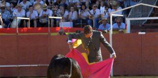 Quite de Escribano esta tarde de lunes en el festival de Almonte (Huelva).