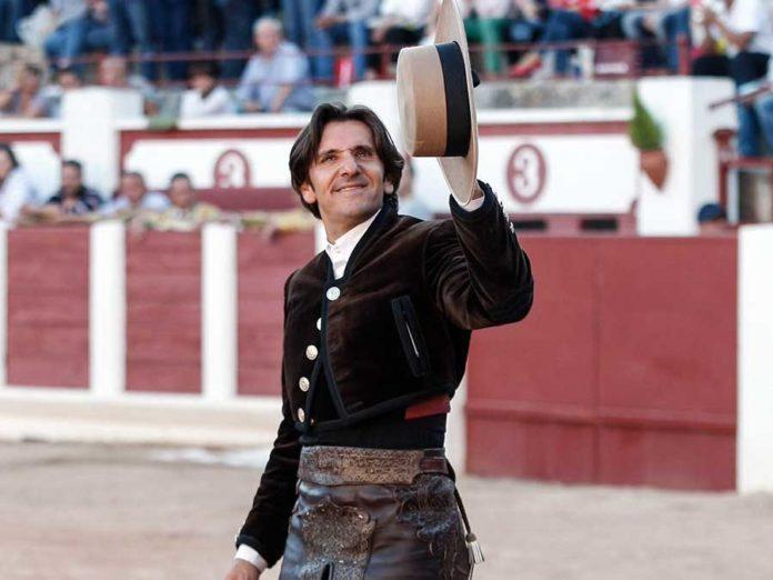 Diego Ventura, esta tarde de viernes en Zamora.