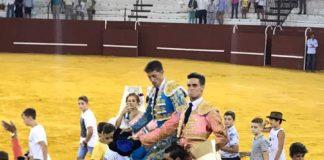 Manuel Escribano y David Galván, a hombros hoy en San Roque.