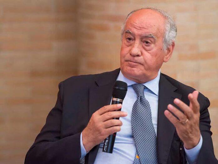 El empresario de la plaza de toros de Sevilla, Ramón Valencia.